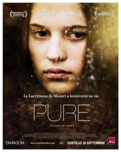 PURE, (aka TILL DET SOM AR VACKERT), French poster, Alicia Vikander, 2009. ©Nordisk Film/Courtesy