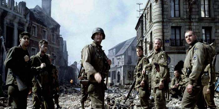 critical essays saving private ryan Steven spielberg's acclaimed 1998 war film saving private ryan essays/film-studies/saving-private-ryan saving private ryan received much critical.