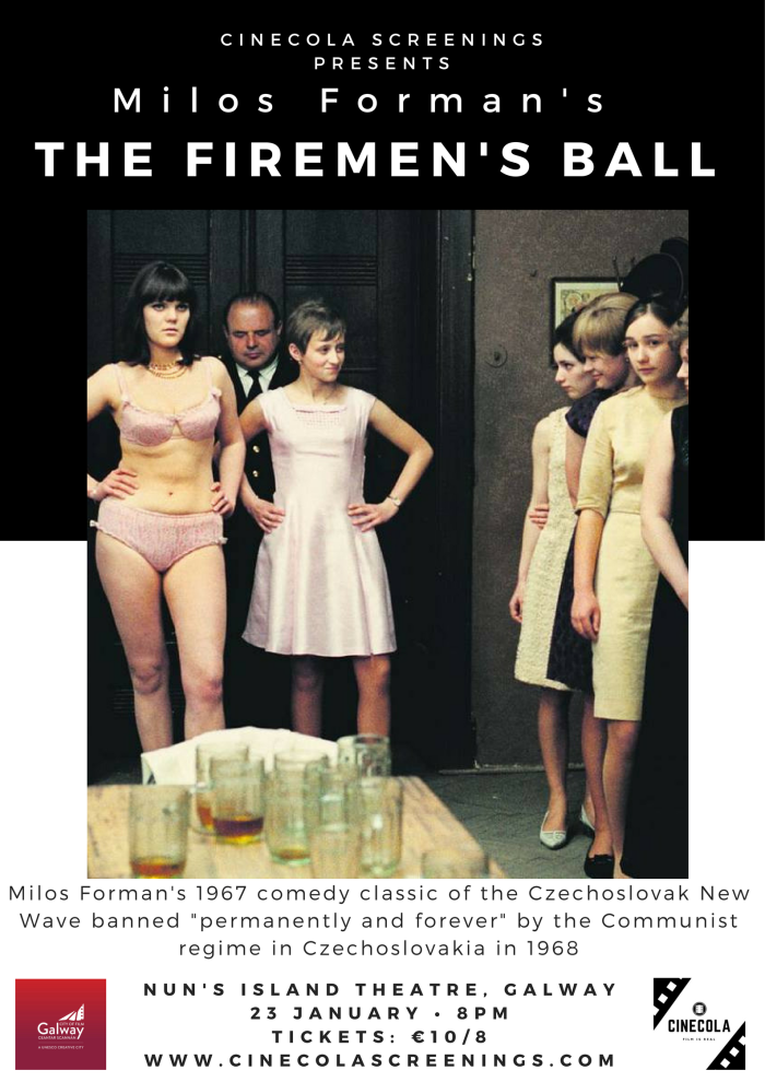 the-firemens-ball-cinecola-screenings-poster