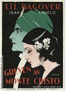 Monte Cristo 1929 poster