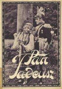 Pan Tadeusz poster