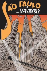 Sao Paolo a Metropolitan Symphony poster