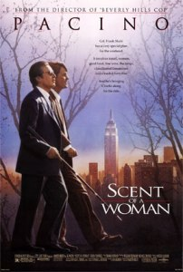 Scent of a Woman poster