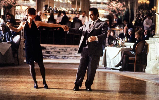 Review Scent Of A Woman Martin Brest 1992 Usa