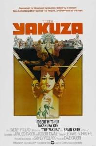 Yakuza poster