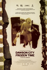 Dawson City Frozen Time poster