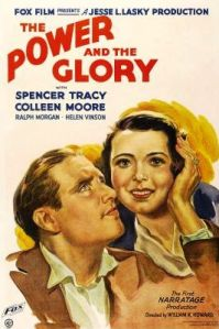Power and the Glory poster